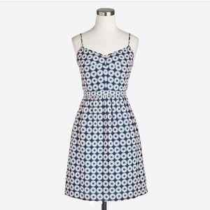 J.Crew Printed Seaside Cami Summer Dress - NWT